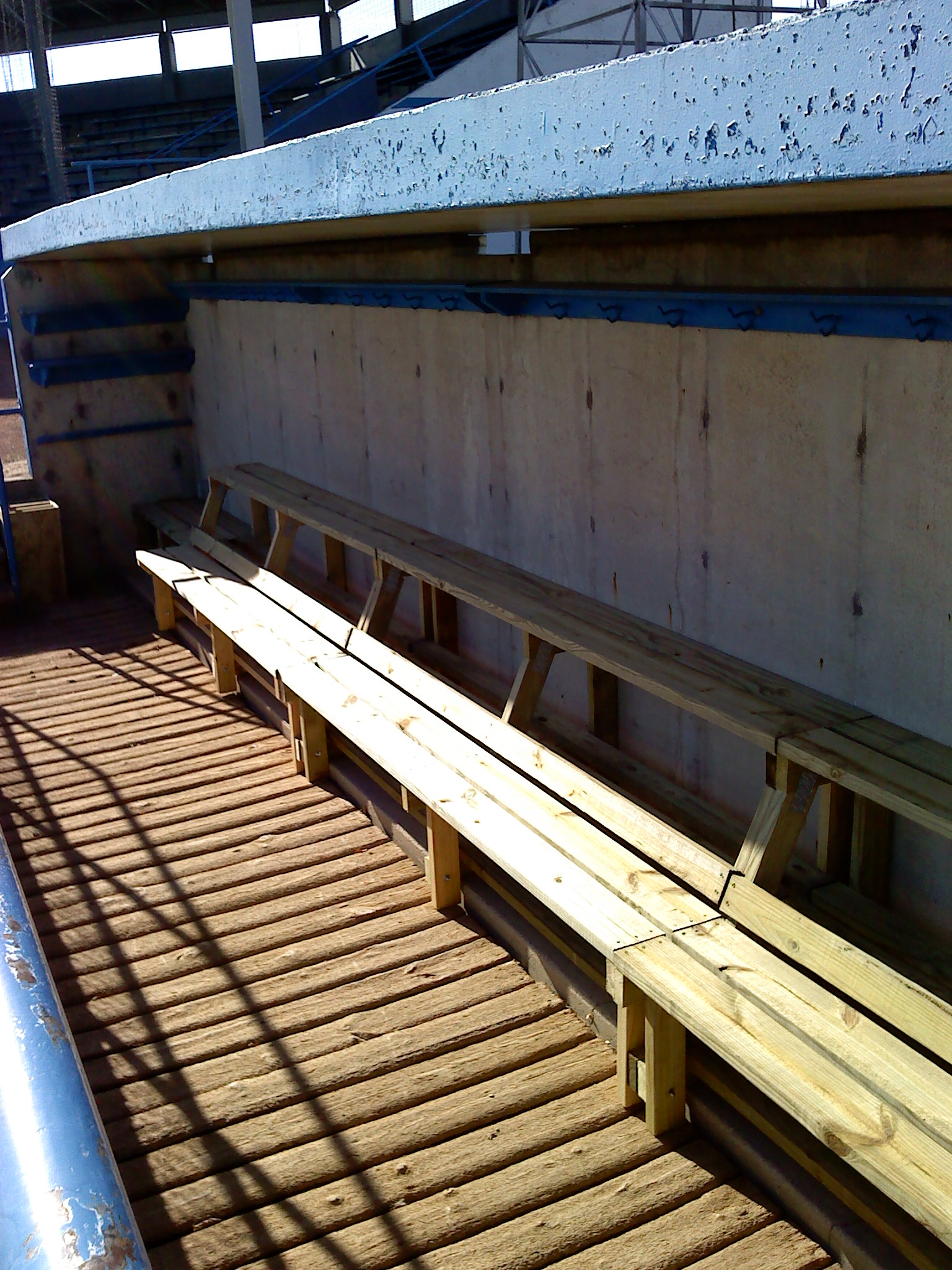 The Gallery For Baseball Dugout Bench